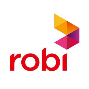 robi logo - GP, Banglalink, Robi, Airtel, Teletalk Emergency Balance