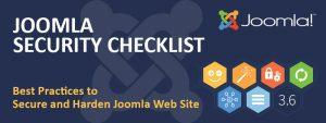 Joomla Security Checklist 300x113 - Joomla Security Checklist Best Practices to Protect From Hackers