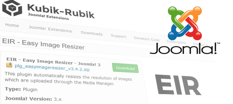 Joomla image resize - How to Speed Up Joomla To Improve Site Performance