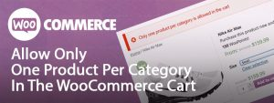 woocommerce only one product per category in the cart 300x113 - WooCommerce allow only 1 product per category